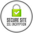 Secure Site. SSL Encryption